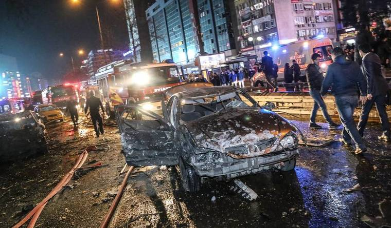 turkish car bomb
